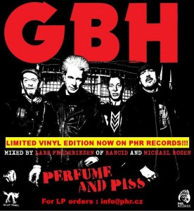 Perfume & Piss - GBH